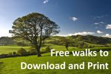 Free Nottinghamshire walks to Download and Print