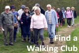 Find a Staffordshire Walking Club